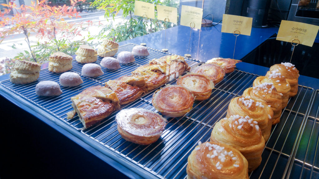 Mr. Peyton: Pastries and Coffee in Hannam-dong, Seoul ...
